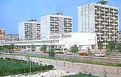 Кинотеатр «Юность» в Чечне. Фото с сайта hibra.narod.ru